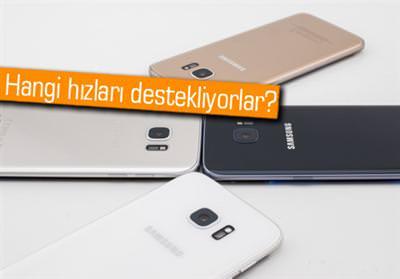 4.5G UYUMLU SAMSUNG TELEFONLAR