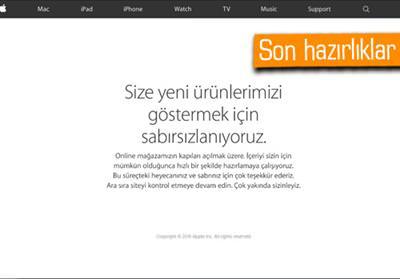 İPHONE SE ETKİNLİĞİ ÖNCESİ APPLE STORE KAPATILDI