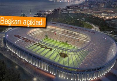 VODAFONE ARENA'NIN AÇILIŞ TARİHİ AÇIKLANDI!