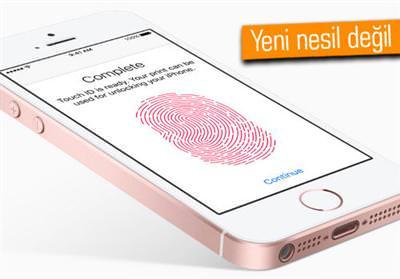 İPHONE SE'NİN BİR EKSİĞİ DAHA VAR!