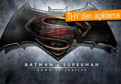 BATMAN V SUPERMAN FİLMİNİN ÖZEL GÖSTERİMİ İPTAL EDİLDİ