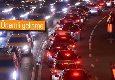 ZORUNLU TRAFİK SİGORTASI TASARISI TBMM'YE GÖNDERİLDİ