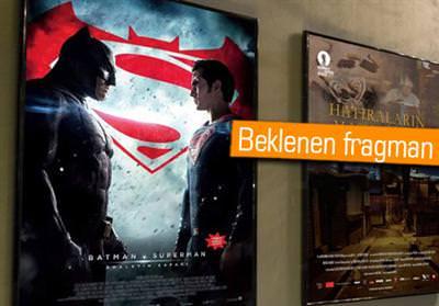 BATMAN V SUPERMAN FİLMİ VİZYONA GİRİYOR