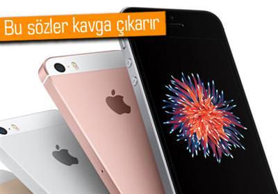 LG MOBİL ŞEFİ: İPHONE SE'DE AYNI ESKİ TEKNOLOJİ VAR