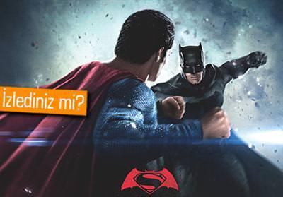 BATMAN V SUPERMAN'İN YAPIM BÜTÇESİ VE İLK HAFTASONU HASILATI BELLİ OLDU!