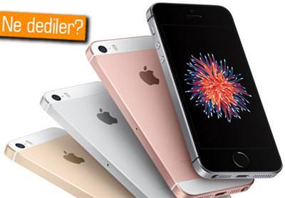 APPLE İPHONE SE'NİN İLK İNCELEMELERİ NASIL?