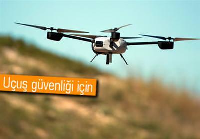 DRONE LİSANSI UYGULAMASI ABD'DE BAŞLADI