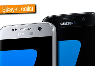 SAMSUNG GALAXY S7 VE S7 EDGE'TEKİ HATA CAN SIKTI