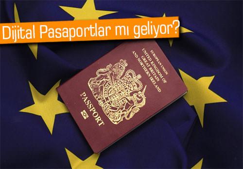 Pasaportumu unuttum derdi sona mı eriyor?