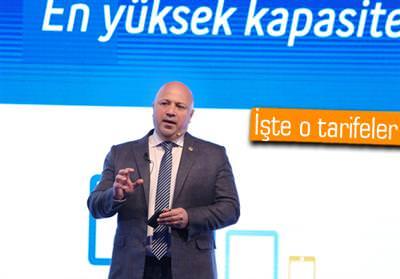 TURKCELL'DEN KOTALARI İKİYE KATLAYAN 4.5G TARİFELERİ