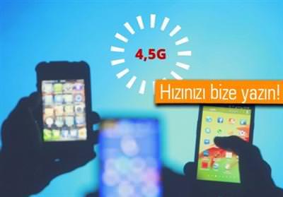 4.5G'YE GEÇİYORUZ. İŞTE 3G-4.5G HIZ TESTLERİMİZ!