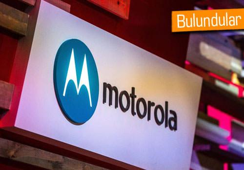Motorola'nın gizemli iki telefonu ortaya çıktı