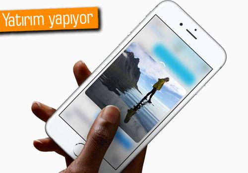 Sharp, iPhone için AMOLED ekran üretimine hazırlanıyor!