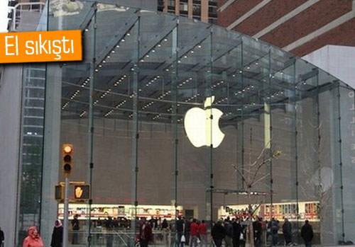 Apple, iCloud'u taşıyacak!