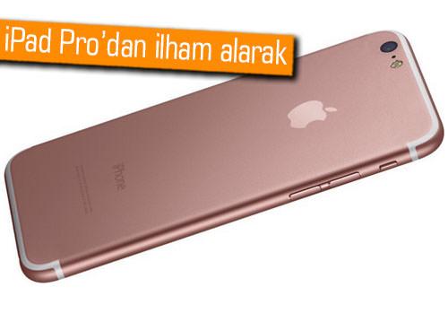 Apple, iPad Pro'da kullandığı ekran teknolojisini iPhone 7'ye uyarlayabilir
