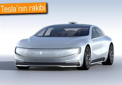 Kalaşnikov'dan Tesla'ya rakip geliyor 87