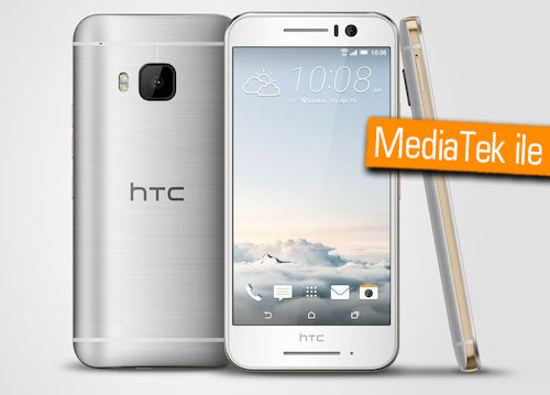 HTC One S9 resmen duyuruldu