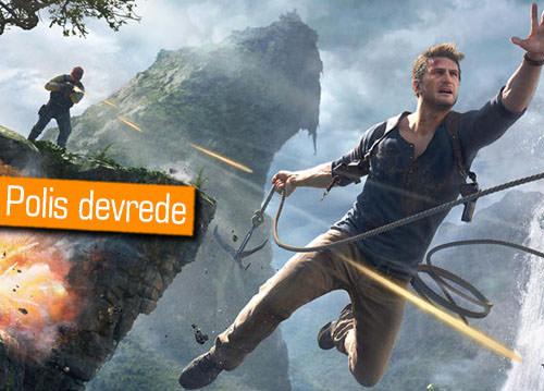 Uncharted 4'ler çalındı. Sony, polise başvurdu!