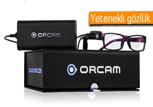 Görme engellilere göz olacak akıllı gözlük: OrCam