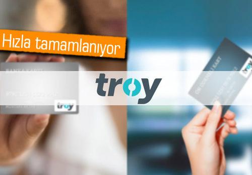Cardtek, milli ödeme sistemi Troy'a hazır