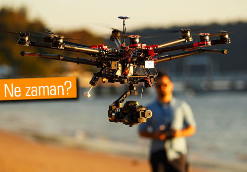 Xiaomi'nin Drone'u bu tarihte açıklanacak!