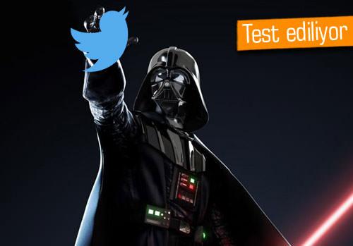 Twitter karanlık tarafı seçti