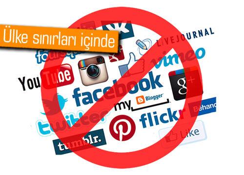 Bu ülkede sosyal medyaya sınırlama geliyor