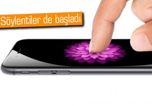 iPhone 7'de yeni esnek dokunmatik panel teknolojisi mi kullanılacak?