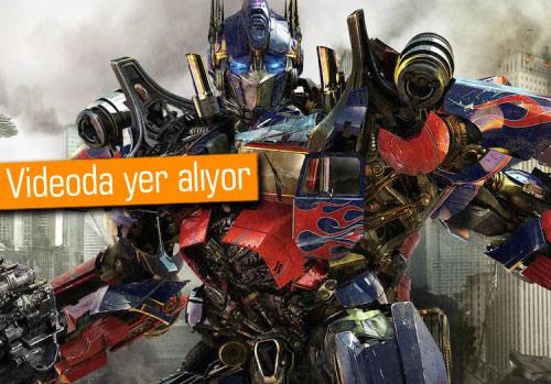 Transformers: The Last Knight'tan gizli mesaj var!
