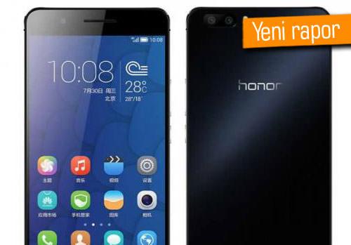 Huawei Honor 8 yakında açıklanabilir