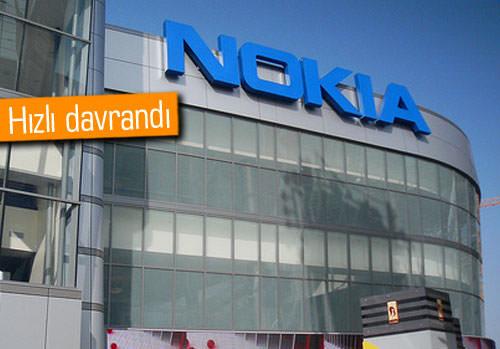 Nokia, Fransız şirketi bünyesine kattı