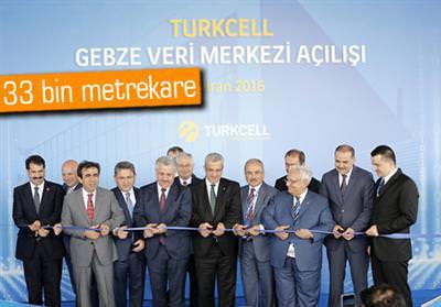 TURKCELL'DEN TÜRKİYE'NİN EN BÜYÜK VERİ MERKEZİ