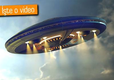 ASKERİ ÜSSÜN YAKININDA UFO GÖRÜNTÜLENDİ