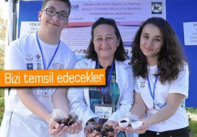 LİSE ÖĞRENCİLERİNİN 'ÇÖREK OTU' PROJESİ PARAGUAY YOLCUSU