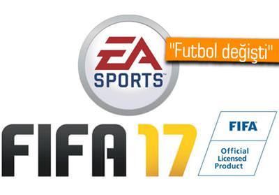 FIFA 17'NİN İLK VİDEOSU YAYINLANDI. İŞTE OYUNDAN DETAYLAR