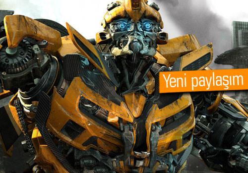 Transformers yeniden göz kırptı