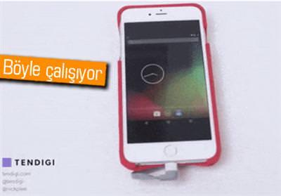 NİHAYET İPHONE'DA ANDROİD ÇALIŞTIRDILAR!