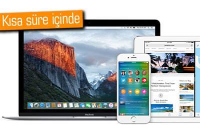 İOS 9.3.3 VE OS X 10.11.6'NIN YENİ AÇIK BETALARI YAYINLANDI