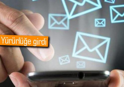 BTK'dan önemli SMS düzenlemesi