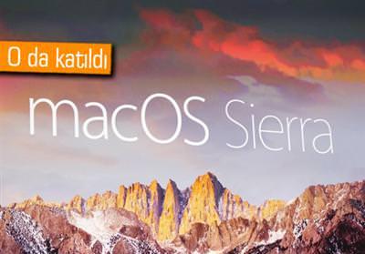 WWDC 16: OS X, MACOS OLDU. APPLE PAY VE SİRİ DESTEĞİ GELDİ