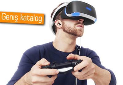 PLAYSTATİON VR'IN ÇIKIŞ TARİHİ BELLİ OLDU