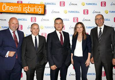 TURKCELL MOBİL ÖDEME ZUBİZU'DA