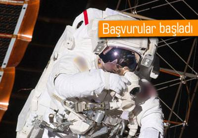 KANADA YETİŞTİRMEK ÜZERE ASTRONOT ARIYOR