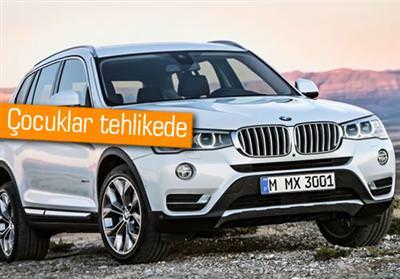 BMW, YÜZ BİNLERCE OTOMOBİLİNİ GERİ ÇAĞIRIYOR!