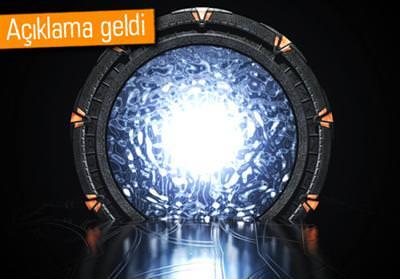 STAR GATE SIFIRDAN BAŞLANGIÇ YAPMAYA HAZIRLANIYOR