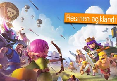 CLASH OF CLANS'IN YAPIMCISI SUPERCELL, 8.6 MİLYAR $'A SATILDI!