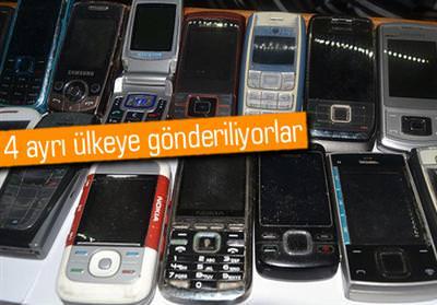 ESKİ TELEFONLAR ALTIN DEĞERİNDE