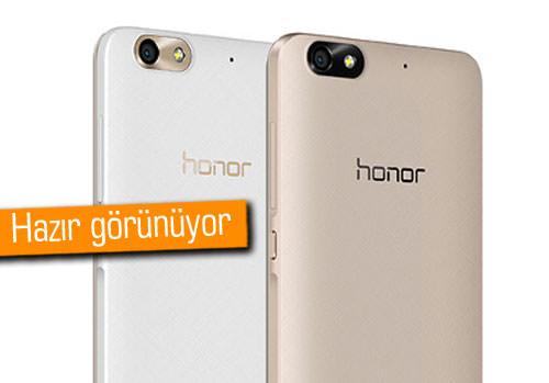 Huawei, honor 8'i ne zaman tanıtacak?