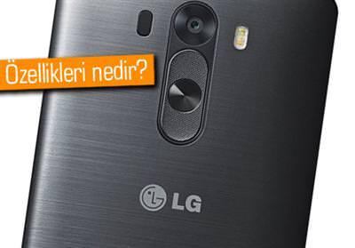 LG'NİN YENİ TELEFONU KENDİNİ GÖSTERDİ
