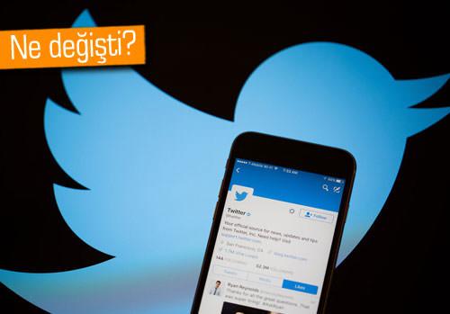 Twitter yeni bir güncelleme yayınladı